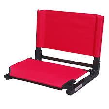 Padded Stadium Chairs For Bleachers by Stadium Seat With Back Stadium Seat Chair Anthem Sports
