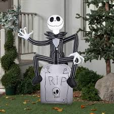 Nightmare Before Christmas Decorations by Imposing Decoration Nightmare Before Christmas Halloween Decor