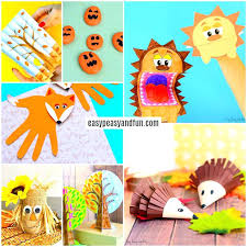 Fall Crafts For Kids Art And Craft Ideas Easy Fun Arts Teenagers Beer Market Patio