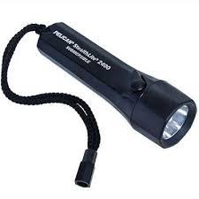 pelican flashlights stealthlite black xenon flashlight 2400