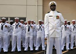 Navy and Novels ficer and Enlisted Uniforms