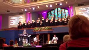 Open Door Apostolic Sanctuary Choir in Charleston WV singing