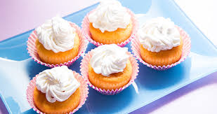 These Classic Victoria Sponge Cupcakes Are A Light Fluffy Treat