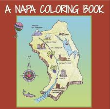 Foodshed Take Away Napa by A Napa Coloring Book U2013 Napa County Landmarks