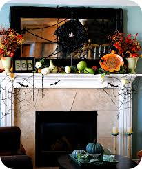 Halloween Fireplace Mantel Scarf by Halloween My Blog Page 2