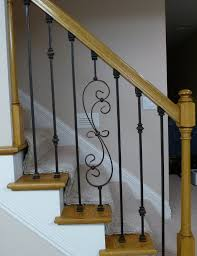 Replacing Wooden Stair Balusters (Spindles) With Wrought Iron ... Stairs How To Replace Stair Spindles Easily How To Replace Stair A Full Remodel At The Stella Journey Home Visit Website The Orange Elephant In Room Chris Loves Julia Banister Spindle Replacement Replacing Wooden Balusters Wrought Iron Dallas Spindles 122 Best Staircase Ideas Images On Pinterest Staircase Open Handrail Vs Half Wall Basement Remodeling Ideas Dublin Ohio Wrought Iron Google Search For Home Stalling Banister Carkajanscom Oak Top Latest Door Design Remodelaholic Renovation Using Existing Newel