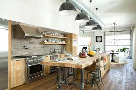 Industrial Style Kitchen Island Lighting Lightings And Lamps Pertaining To Ideas 8