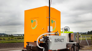 Seattle Christmas Tree Disposal by Food Waste To Energy Converter By Impact Bioenergy In Seattle