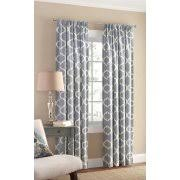 blue curtains drapes walmart com