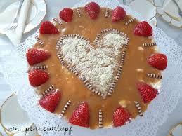 penne im topf erdbeer karamell torte