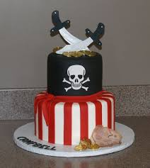 Best 25 Pirate cakes ideas on Pinterest