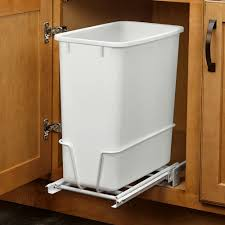 Under Cabinet Trash Can With Lid by Under Cabinet Trash Can 7 Gallery Image And Wallpaper