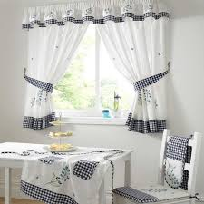 Kitchen Curtain Ideas Diy by Enchanting Kitchen Window Curtains And Curtains Long Kitchen