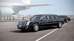 2017 Presidential limousine What we think it ll look like