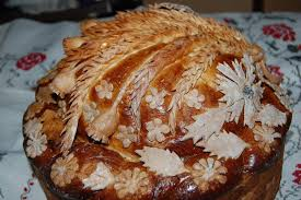 korovai ukrainian wedding bread ukrainian recipes food