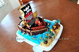 pirate ship birthday cake pictures – nianhuawang