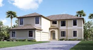 Buckingham New Home Plan in Lakeside Lakeside Executive by Lennar