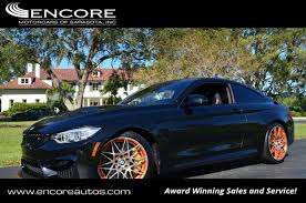 2016 Used BMW M4 2 Door Coupe GTS W 310 Miles at Encore Motorcars