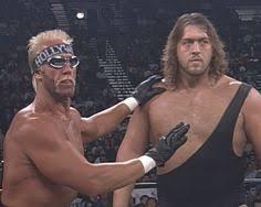 Halloween Havoc 1999 Hogan Sting by Wcw Halloween Havoc 96 Review Hulk Hogan His Wig And The Giant