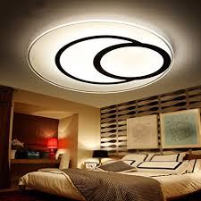 zxw led wohnzimmer deckenbeleuchtung warm romantische runde