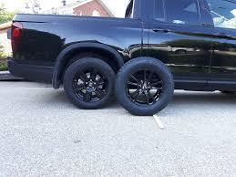 Winter Wheels And Tires - Honda Ridgeline Owners Club Forums