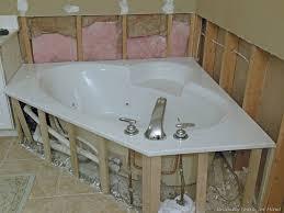 Tiling A Bathtub Surround by Updating Tub Surround