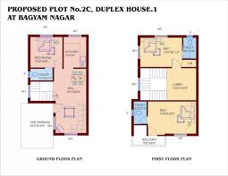 Small Duplex Floor Plans by Unique Small Duplex House Plans Small House Plans