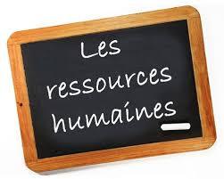 bureau des ressources humaines service des ressources humaines