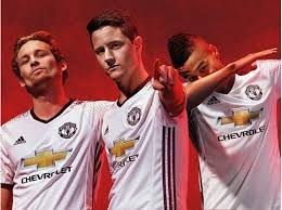 Adidas Reveals Manchester United Third Kit For 2016 17 Season