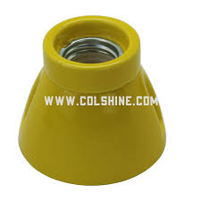 Porcelain Lamp Socket E17 fuzhou colshine electric co ltd lamp holer porcelain lamp
