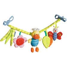arche pour siege auto ravensburger 04448 multicolore jouet pour bébé accroché arche de