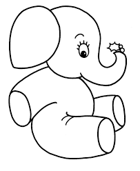 Brilliant Ideas Of Printable Easy Coloring Page Also Template