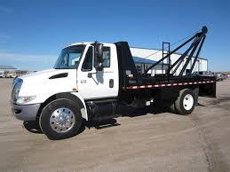 2007 International 4200 SBA Winch Truck For Sale, 47,000 Miles ...