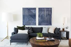100 Living Rooms Inspiration Studio McGee Contemporary Blue Living Room Inspiration The