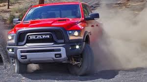 First Drive: We Figured Out What The Ram Rebel Is By Trying To Kill It