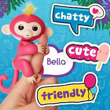 Bella Is My Name And I Express How Feel With Cute Monkey Babble A Pink Soft Yellow Hair Who Loves Holding Onto Your Finger Knows