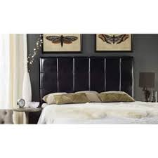 Black Leather Headboard King Size by Bonded Leather Headboards Shop The Best Deals For Dec 2017