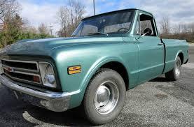 1968 Chevrolet 1/2-Ton Pickup   Connors Motorcar Company