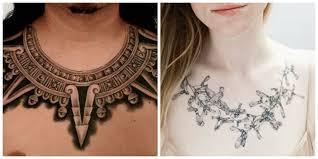 1 Bridal Front Neck Tattoos Ideas