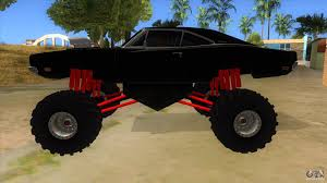 1969 Dodge Charger Monster Truck для GTA San Andreas Hilarious Gta San Andreas Cheats Jetpack Girl Magnet More Bmw M5 E34 Monster Truck For Gta San Andreas Back View Car Bmwcase Gmc For 1974 Dodge Monaco Fixed Vanilla Vehicles Gtaforums Sa Wiki Fandom Powered By Wikia Amc Pacer Replacement Of Monsterdff In 53 File Walkthrough Mission 67 Interdiction Hd 5 Bravado Gauntlet
