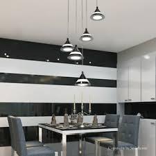details zu led hängeleuchte pendelleuchte deckenleuchte küchenl esszimmer 5 flammig 4359