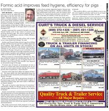 THE LAND ~ July 14, 2017 ~ Southern Edition By The Land - Issuu Amazoncom Curt 31022 Front Mount Hitch Automotive 1992 Peterbilt 378 For Sale In Owatonna Minnesota Truckpapercom Intertional At American Truck Buyer Ford Recalls 3500 Fseries Trucks Over Transmission Issues Chevys 2019 Silverado Gets Diesel Option Bigger Bed More Trim Kerr Diesel Service Mendota Illinois Facebook Curt Ediciones Curtidasocial Places Directory Dodge Unveils Newly Designed Dakota Midsized Pickup Trailerbody Gna Expects Interest In Renewable To Grow Medium Duty Work
