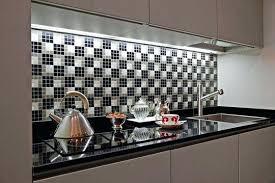 credence cuisine en verre mosaique pour credence cuisine credence de cuisine en mosaique de