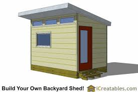 8x12 modern shed plans 8x12 office shed plans studio shed plans