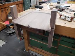 Building A Sam Maloof Style Rocking Chair