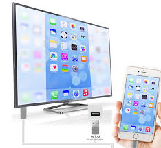 HDTV TV HDMI Cable Cord for iPhone 6 6S Plus 5 5S 5C for iPad