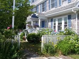 Cape Cod Bed and Breakfast An English Garden