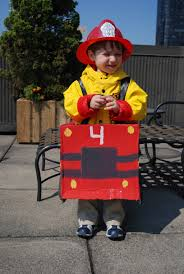 100 Fire Truck Halloween Costume Red Headed Step Child Meningrey