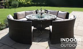 patio sofa dining set innovative outdoor dining sofa set barbuda garden sofa dining set