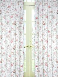 shabby chic window curtains howtolarawith me